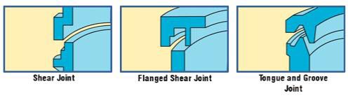 Spin Welding Joint Design